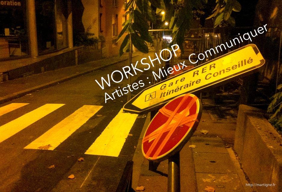 Workshop apprendre à mieux communiquer