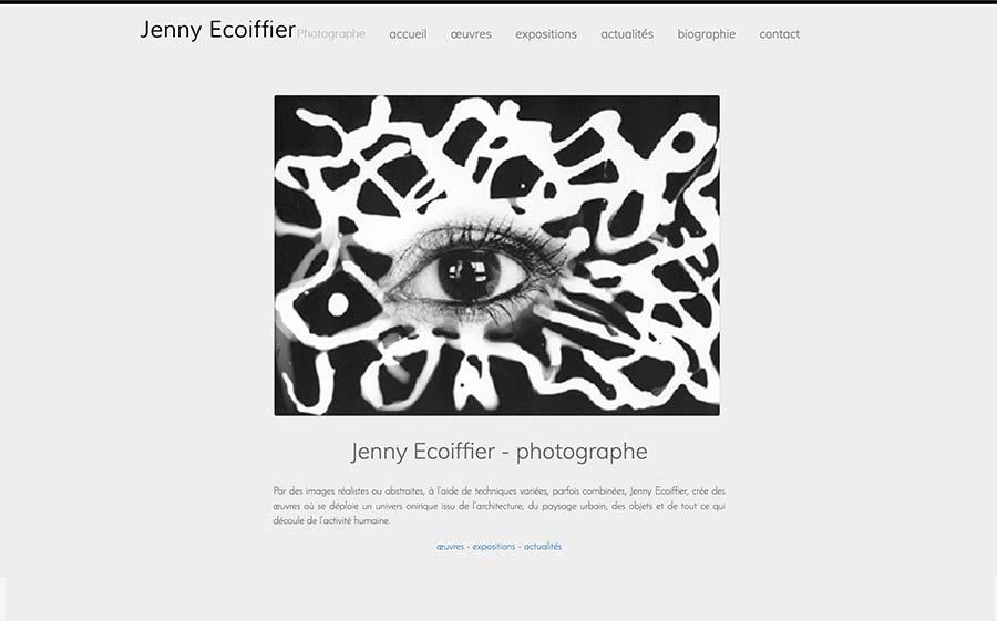 Jenny ecoiffier photographe