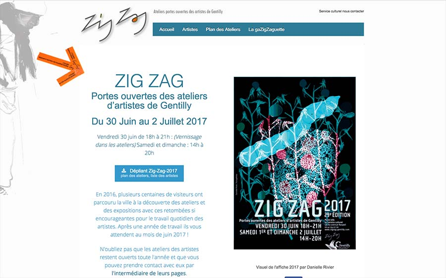 Zig Zag Gentilly