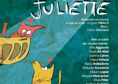 Affiche Romeo et Juliette